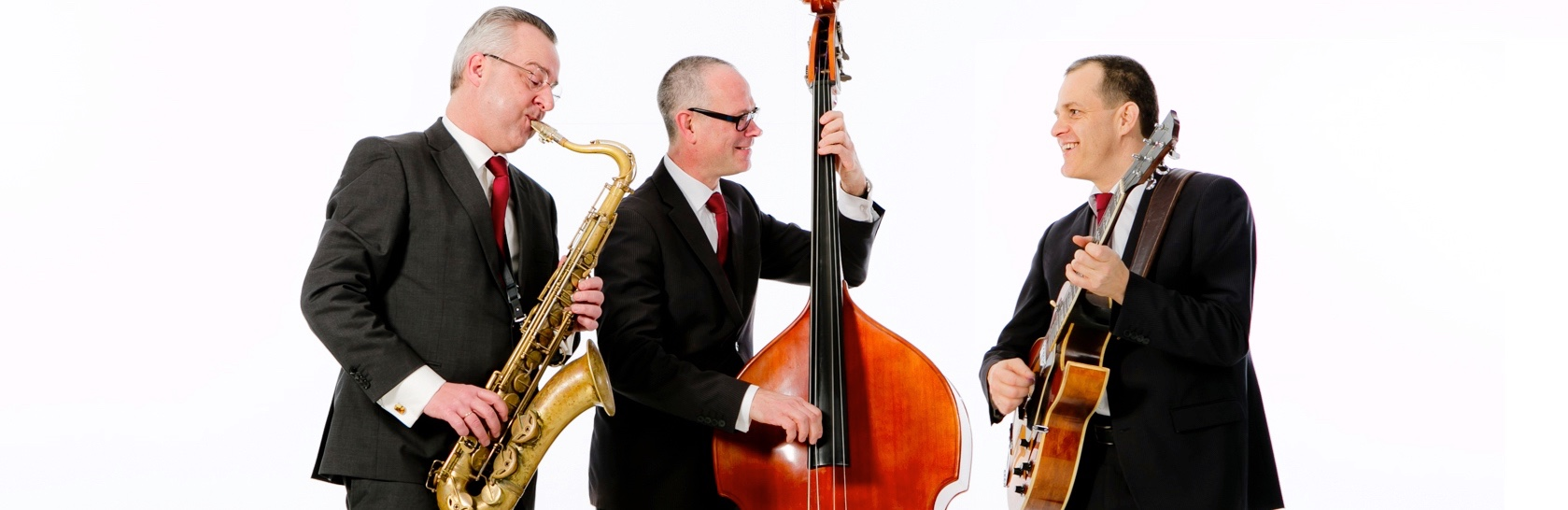 Achtergrondmuziek Jazz Trio | Ascot Jazz Trio