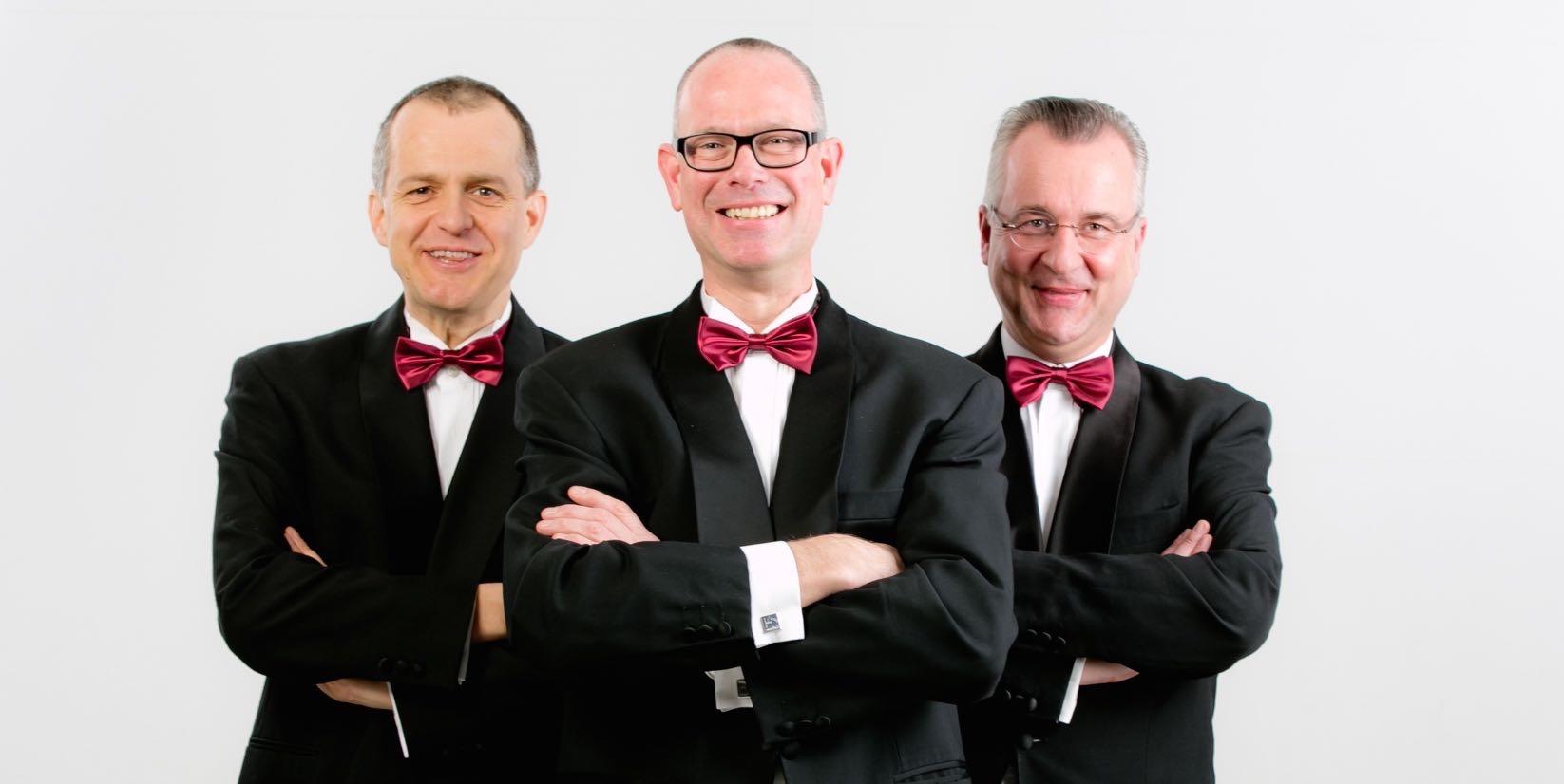 Muzikanten Ascot Jazz Trio